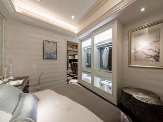 110平米三室一厅欧式风格卧室图