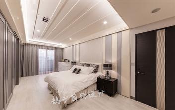 140平米四室五厅新古典风格卧室欣赏图