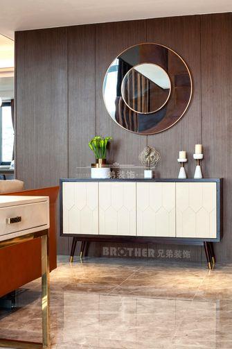 140平米四室三厅现代简约风格玄关图片