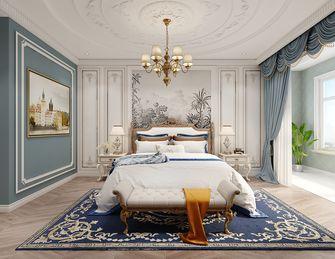140平米四室一厅法式风格卧室欣赏图