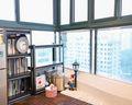 50平米一室一厅宜家风格阳台图