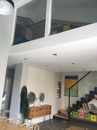 80平米复式北欧风格阁楼装修效果图