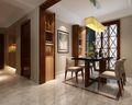 10-15万130平米四室一厅英伦风格餐厅图