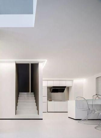 90平米现代简约风格阁楼装修图片大全