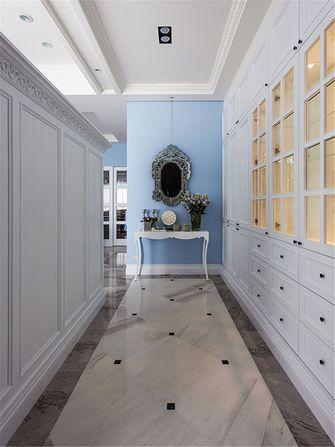 120平米三室一厅新古典风格走廊装修效果图