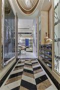 80平米三新古典风格走廊设计图