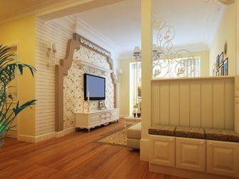 90平米公寓田园风格走廊装修图片大全