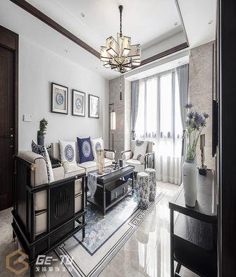 20万以上130平米四室一厅中式风格客厅设计图