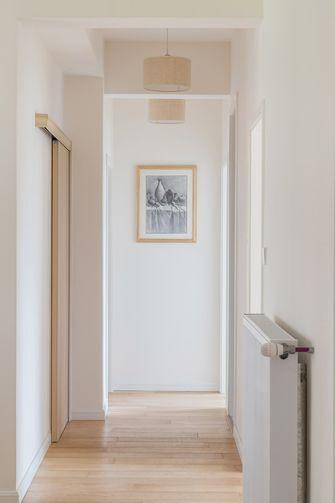 120平米三室两厅日式风格走廊装修案例
