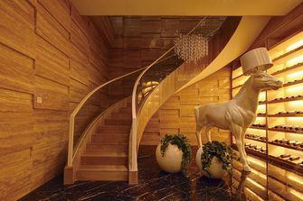 富裕型120平米四室两厅中式风格楼梯装修效果图