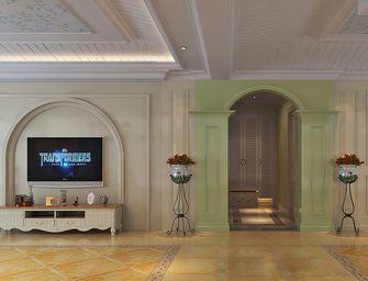 140平米别墅田园风格走廊装修案例