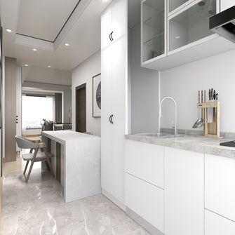 60平米公寓中式风格厨房欣赏图
