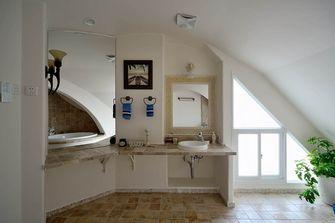 140平米别墅地中海风格阁楼设计图