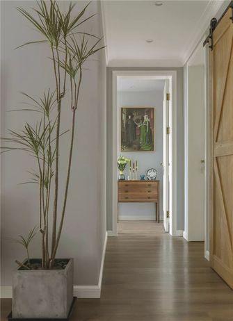 110平米三室一厅其他风格走廊图片大全