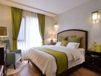 100平米三室一厅地中海风格卧室装修图片大全