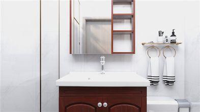 60平米中式风格卫生间装修案例