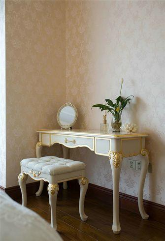 130平米四室两厅欧式风格梳妆台装修案例