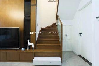 120平米三室两厅混搭风格楼梯间装修案例