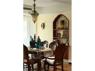 140平米四室一厅地中海风格客厅图片大全