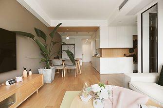120平米三室一厅日式风格玄关设计图