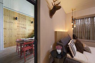 100平米三室两厅混搭风格楼梯间装修效果图