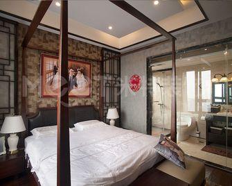 130平米新古典风格卧室装修图片大全