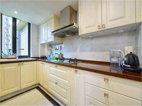 100平米三室两厅混搭风格厨房装修案例