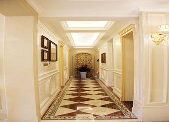 140平米四室四厅欧式风格走廊图