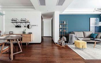 100平米三室两厅北欧风格走廊欣赏图
