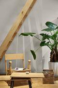 10-15万100平米公寓中式风格楼梯设计图