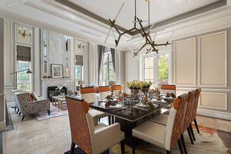 140平米四室四厅现代简约风格客厅装修图片大全