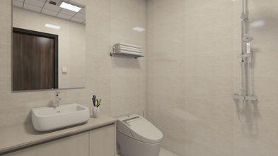 100平米三中式风格卫生间效果图