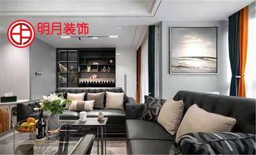 120平米三室三厅其他风格其他区域欣赏图