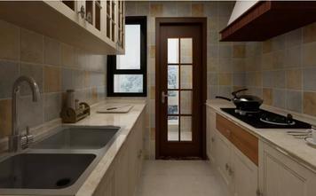 120平米四欧式风格厨房设计图