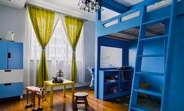 90平米三新古典风格卧室装修图片大全