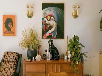 40平米小户型田园风格客厅装修案例