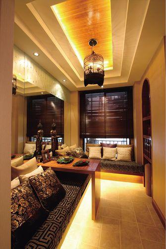 100平米东南亚风格玄关欣赏图