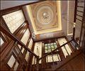 140平米复式混搭风格楼梯欣赏图