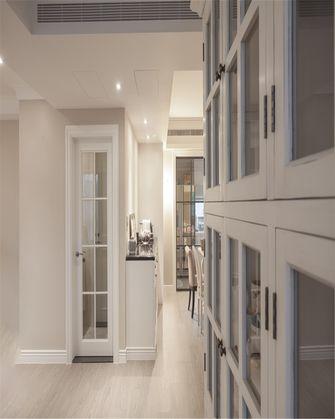 80平米三室一厅混搭风格走廊图片