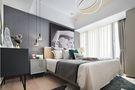 110平米四室两厅现代简约风格卧室欣赏图