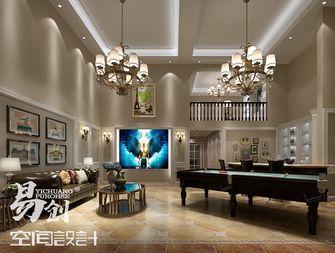 15-20万140平米别墅美式风格健身室设计图