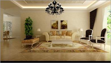 两房简欧风格效果图
