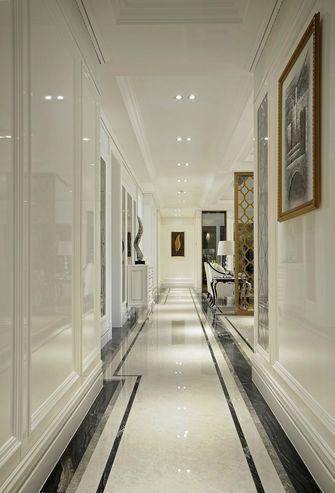120平米三新古典风格走廊效果图