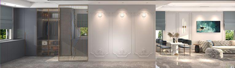 110平米复式法式风格玄关装修图片大全