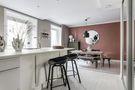 90平米一居室现代简约风格餐厅装修图片大全