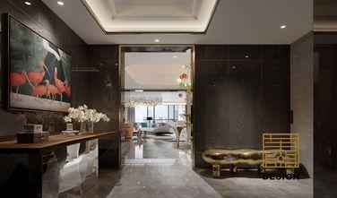 豪华型140平米复式混搭风格玄关装修案例