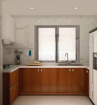 60平米三室一厅中式风格厨房装修效果图