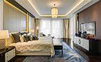 120平米三室两厅法式风格卧室效果图