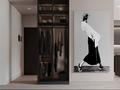 140平米四室两厅英伦风格衣帽间装修图片大全
