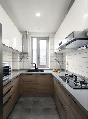 110平米四室两厅日式风格厨房图片